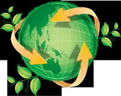 地球環境を大切に